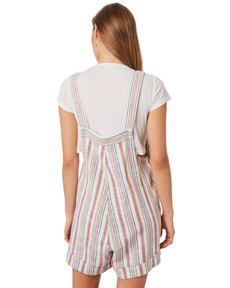 STRIPE OUTLET WOMENS SWELL PLAYSUITS + OVERALLS - S8202460STRI