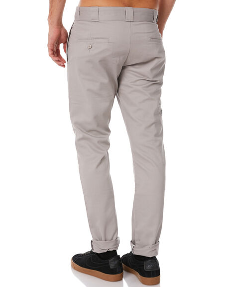 SILVER MENS CLOTHING DICKIES PANTS - WP811SIL
