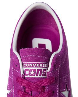 ICON VIOLET MENS FOOTWEAR CONVERSE SKATE SHOES - SS161523VIOM