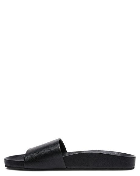 BLACK WOMENS FOOTWEAR ST SANA SLIDES - ST211S201BLK