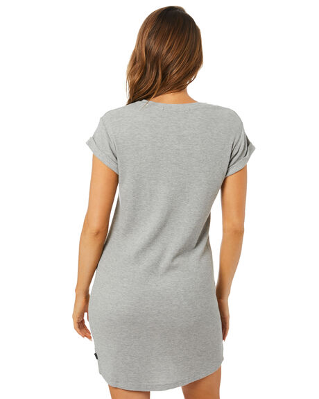 GREY MARLE WOMENS CLOTHING SILENT THEORY DRESSES - 6073035GRM