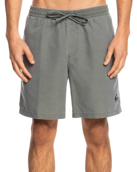 FOUR LEAF CLOVER MENS CLOTHING QUIKSILVER BOARDSHORTS - EQYJV03691-GPH0