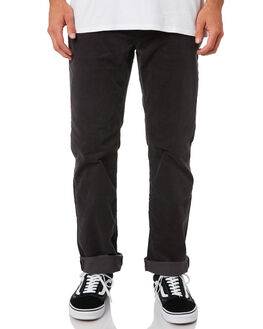 ASPHALT BLACK MENS CLOTHING VOLCOM PANTS - A1141801ASB