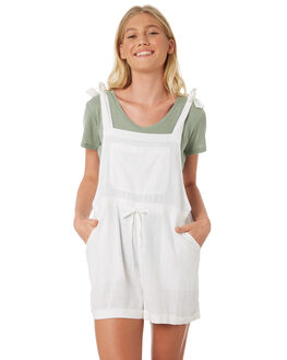 COCONUT WOMENS CLOTHING SASS PLAYSUITS + OVERALLS - 12515DWSSCOCO