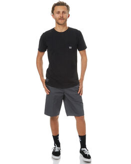 CHARCOAL MENS CLOTHING DICKIES SHORTS - K3130803CHA
