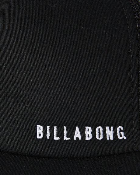 BLACK WOMENS ACCESSORIES BILLABONG HEADWEAR - 6603312BBLK