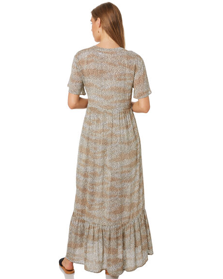 CHEETAH OUTLET WOMENS THE HIDDEN WAY DRESSES - H8202449CHETH