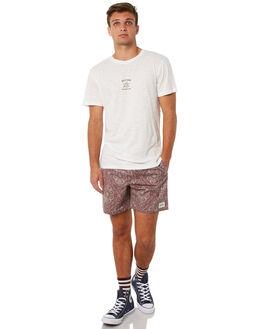 OCHRE MENS CLOTHING RHYTHM SHORTS - JUL18M-JM04OCH