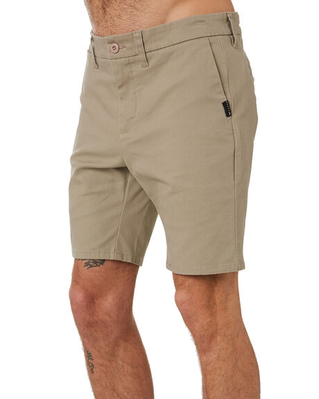 FADED OLIVE MENS CLOTHING RUSTY SHORTS - WKM0930FDO