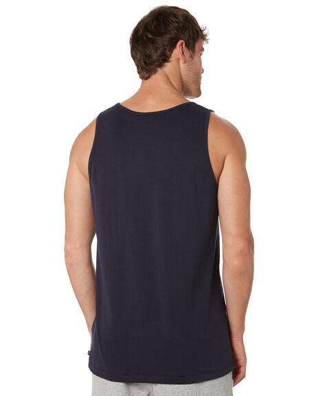 BLUE NIGHTS MENS CLOTHING RUSTY SINGLETS - TSM0489BNI