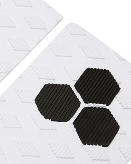 WHITE BOARDSPORTS SURF CHANNEL ISLANDS TAILPADS - 17268100100WHT