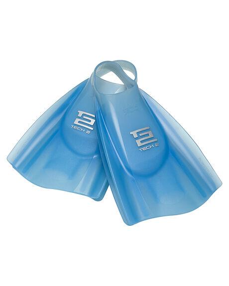 ICE BLUE 1 BOARDSPORTS SURF HYDRO BODYBOARDS - 7905-IBL-MEDIBL