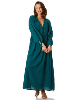 EMERALD WOMENS CLOTHING TIGERLILY DRESSES - T391439EME