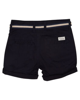 NAVY KIDS TODDLER BOYS ROOKIE BY THE ACADEMY BRAND SHORTS - R19S613NVY