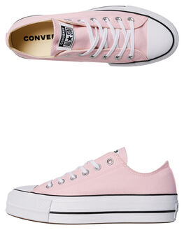 CHERRY BLOSSOM WOMENS FOOTWEAR CONVERSE SNEAKERS - 560685BLOSS
