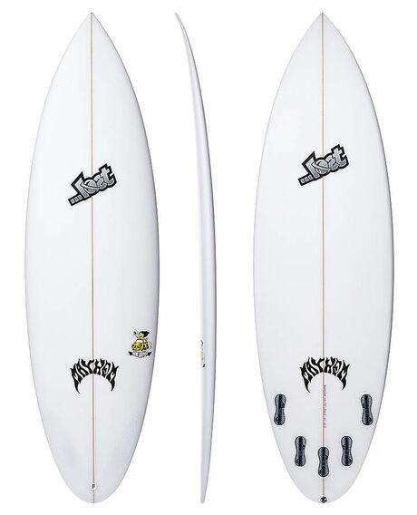CLEAR BOARDSPORTS SURF LOST SURFBOARDS - LOMINIDRIVERCLR