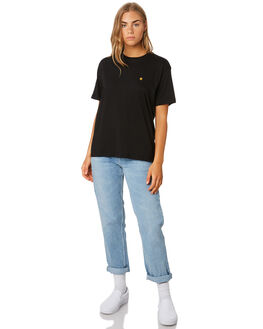 BLACK GOLD WOMENS CLOTHING CARHARTT TEES - I0264818990