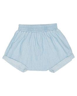 SUMMER BLUE KIDS BABY BONDS CLOTHING - BYGEAF62