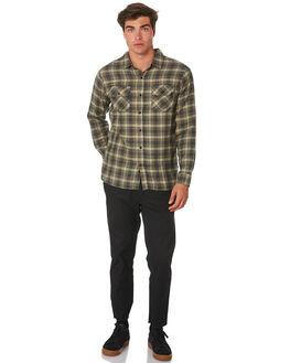 OUTDOOR GREEN MENS CLOTHING HURLEY SHIRTS - AR0820346