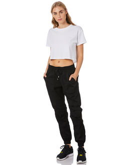 BLACK WOMENS CLOTHING LORNA JANE ACTIVEWEAR - LB0237BLK