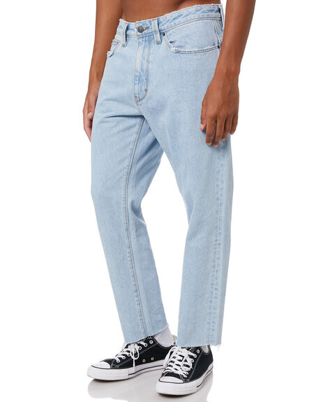 LIGHTNING BLUE MENS CLOTHING ABRAND JEANS - 818196009