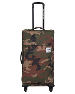 WOODLAND CAMO MENS ACCESSORIES HERSCHEL SUPPLY CO BAGS + BACKPACKS - 10436-00032-OSWOOD