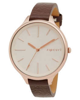 ROSE GOLD WOMENS ACCESSORIES RIP CURL WATCHES - A3073G4093