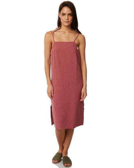 DESERT DUST WOMENS CLOTHING RUSTY DRESSES - DRL0870DDT