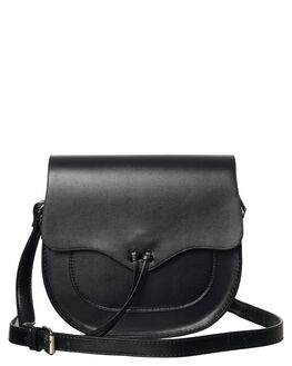 BLACK WOMENS ACCESSORIES THERAPY HANDBAGS - BN-2946-PIBLK