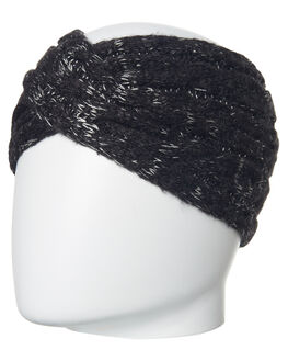 BLACK CREAM WOMENS ACCESSORIES RUSTY HEADWEAR - HOL0154BEA