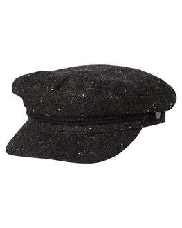 BLACK MARLE MENS ACCESSORIES RUSTY HEADWEAR - HHM0428BKM