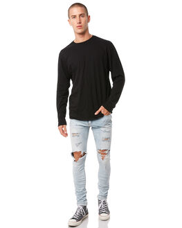 GLACIER BLEACH MENS CLOTHING THE PEOPLE VS JEANS - AW18051GLAC