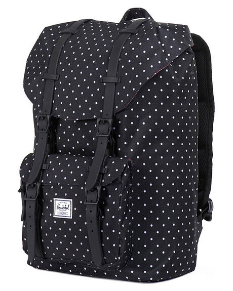 a6c7fe8f9491 Herschel Supply Co Herschel - Little America Backpack 14.5L - Polka ...
