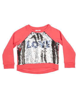 NEON PINK KIDS TODDLER GIRLS EVES SISTER JUMPERS - 8090090PNK
