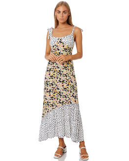 MONET FLORAL LIGHT WOMENS CLOTHING RUE STIIC DRESSES - SA-20-17-1MONET