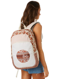 ORANGE WOMENS ACCESSORIES RIP CURL BAGS + BACKPACKS - LBPLV10030