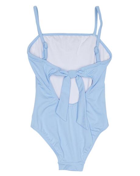 BLUE BELL KIDS GIRLS SEAFOLLY SWIMWEAR - 15531TBLU