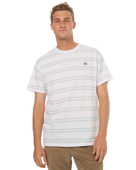 WHITE MENS CLOTHING BILLABONG TEES - 9572045WHT