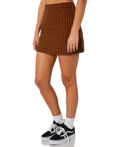 COPPER WOMENS CLOTHING ELEMENT SKIRTS - 283853COP
