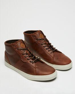 BROWN MENS FOOTWEAR REEF BOOTS - A2XMQBRO