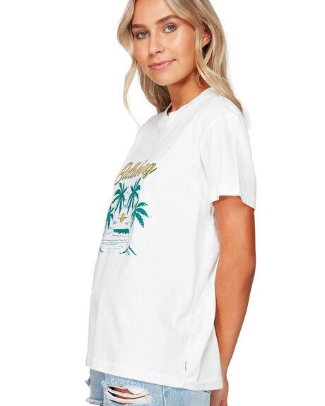 COOL WIP WOMENS CLOTHING BILLABONG TEES - BB-6592004-CWP