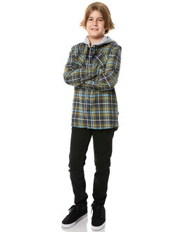 SAGE KIDS BOYS SWELL JUMPERS + JACKETS - S3184166SAGE