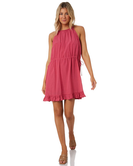 ROSE WOMENS CLOTHING TIGERLILY DRESSES - T391438ROS