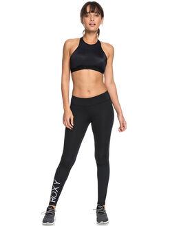 BLACK WOMENS CLOTHING ROXY ACTIVEWEAR - ERJNP03192KVJ0