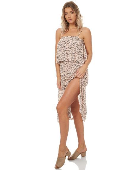MULTI WOMENS CLOTHING MINKPINK DRESSES - MP1706454MULTI