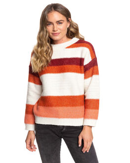 CANYON CLAY WOMENS CLOTHING ROXY KNITS + CARDIGANS - ERJSW03359-MJR0