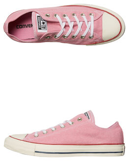 ORCHID WOMENS FOOTWEAR CONVERSE SNEAKERS - SS159542ORCW