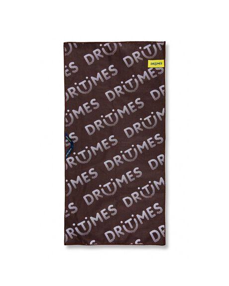BLACK OUTDOOR BEACH DRITIMES TOWELS - DTG0018