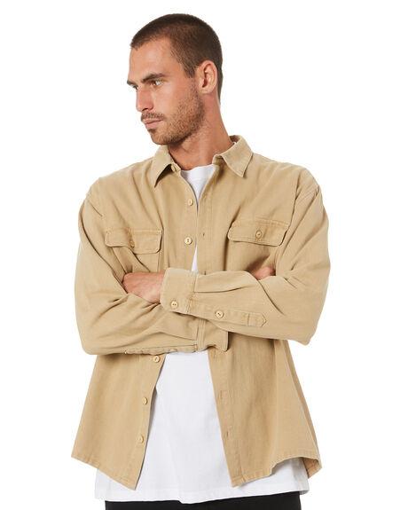 FENNEL MENS CLOTHING RUSTY SHIRTS - WSM0943FNL