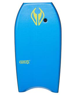 BLUE BOARDSPORTS SURF NMD BODYBOARDS BOARDS - N19STORM42DBDBLUW